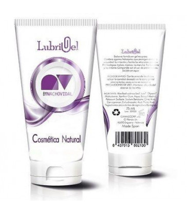 LUBRIGEL BY NACHO VIDAL LUBRICANTE 75ML