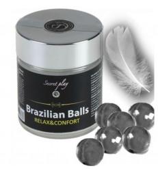 SECRETPLAY SET 6 BRAZILIAN BALLS RELAX & CONFORT