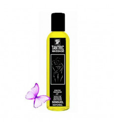 EROS-ART ACEITE MASAJE TANTRICO NATURAL Y AFRODISÍACO NEUTRAL 100ML