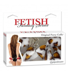 FETISH FANTASY ESPOSAS ESTAMPADO LEOPARDO