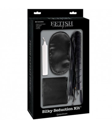 FETISH FANTASY EDICION LIMITADA SILKY SEDUCTION KIT