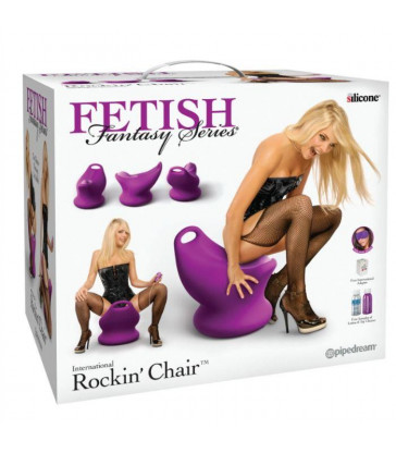 ASIENTO INTERNACIONAL ROCKIN' FETISH FANTASY SERIES